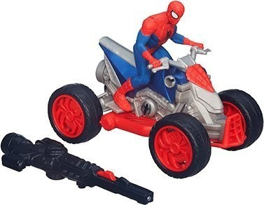 Hasbro Ultimate Spider-Man Blast ´N Go ATV Vehicle