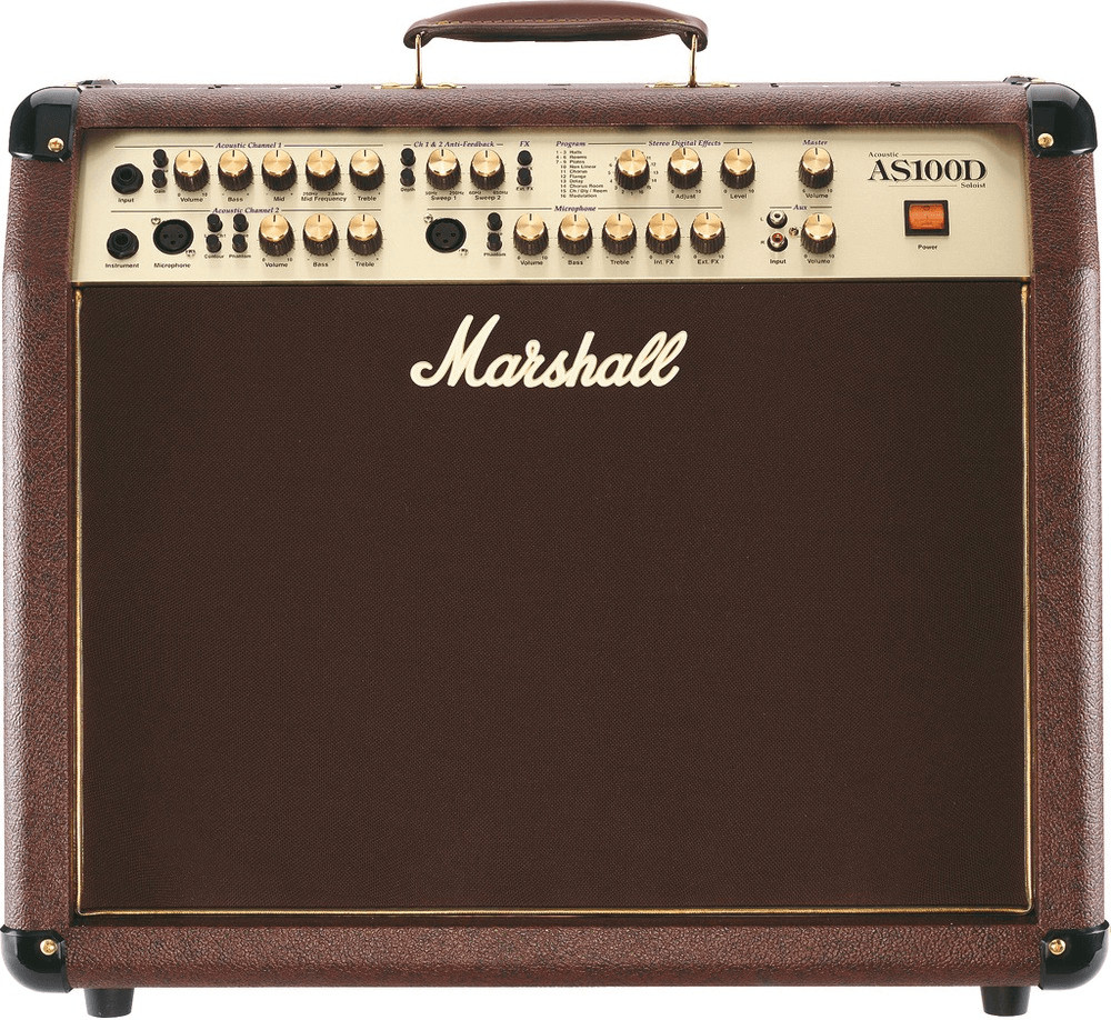 Marshall Acoustic Soloist AS-100D