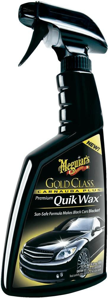 Meguiars Gold Class Carnauba Plus Quick Wax (473 ml)