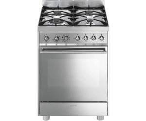 cucine a gas con forno elettrico | prezzi bassi su idealo - Cucina A Gas Con Forno Elettrico Ventilato