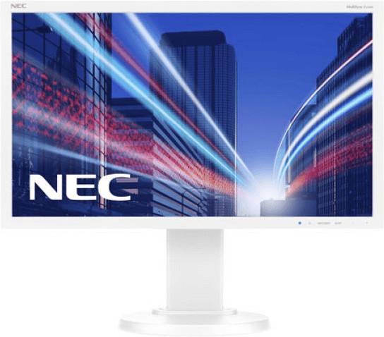 #NEC EA224WMI weiß#