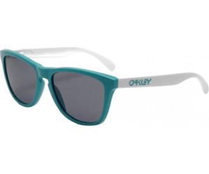 Oakley Herren Sonnenbrille Frogskins, Schwarz (Seafoam), 55