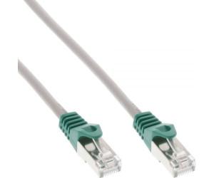 InLine Crossover Kabel CAT5e SF/UTP - 0,3m