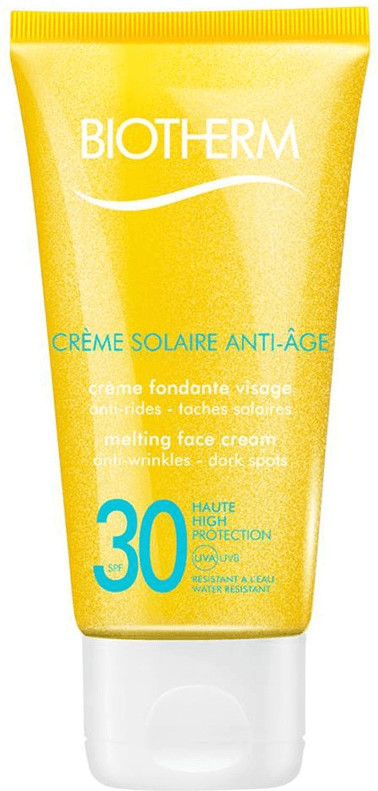 Image of Biotherm Crème solaire anti-âge SPF 30 (50 ml)