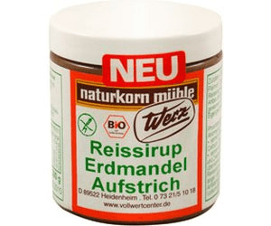 Werz Reissirup-Erdmandel-Aufstrich (300 g)