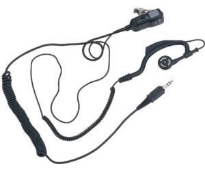 Alan MA 21-SX Mikrofon/Ohrhörer