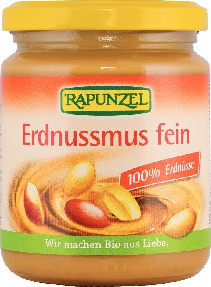 Rapunzel Erdnussmus fein (500 g)