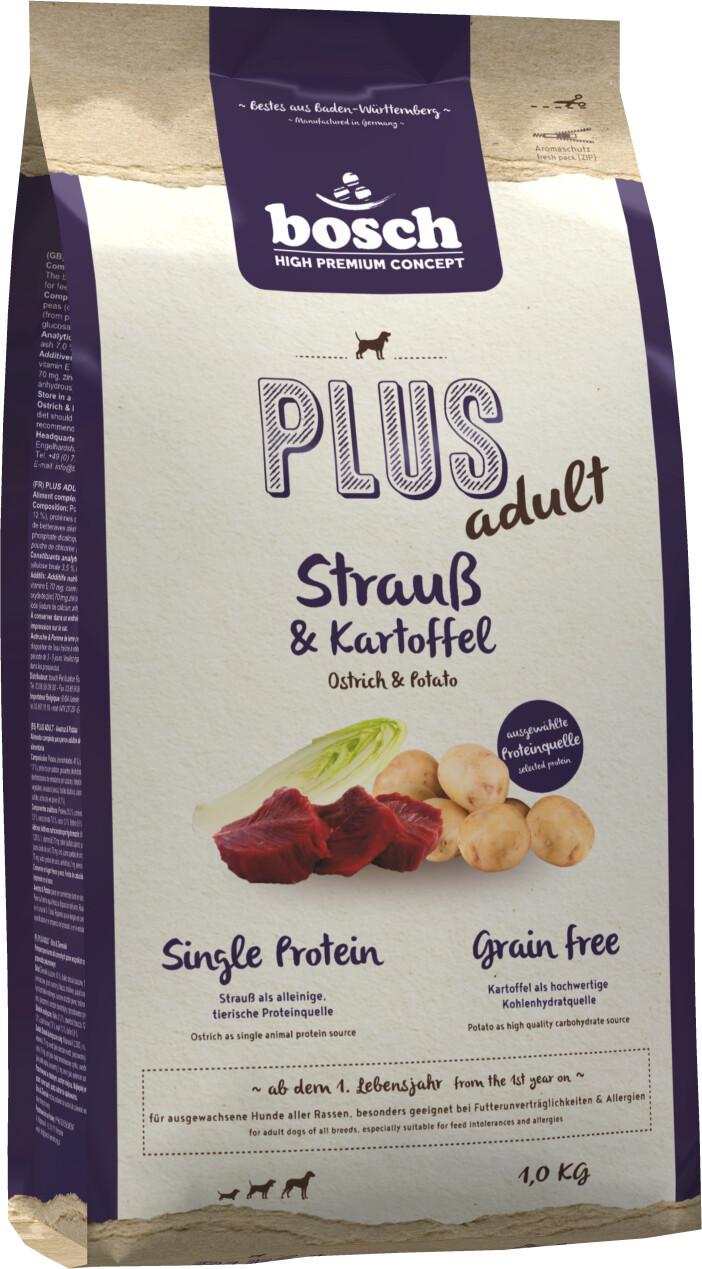 bosch Plus Strauß & Kartoffel (1 kg)