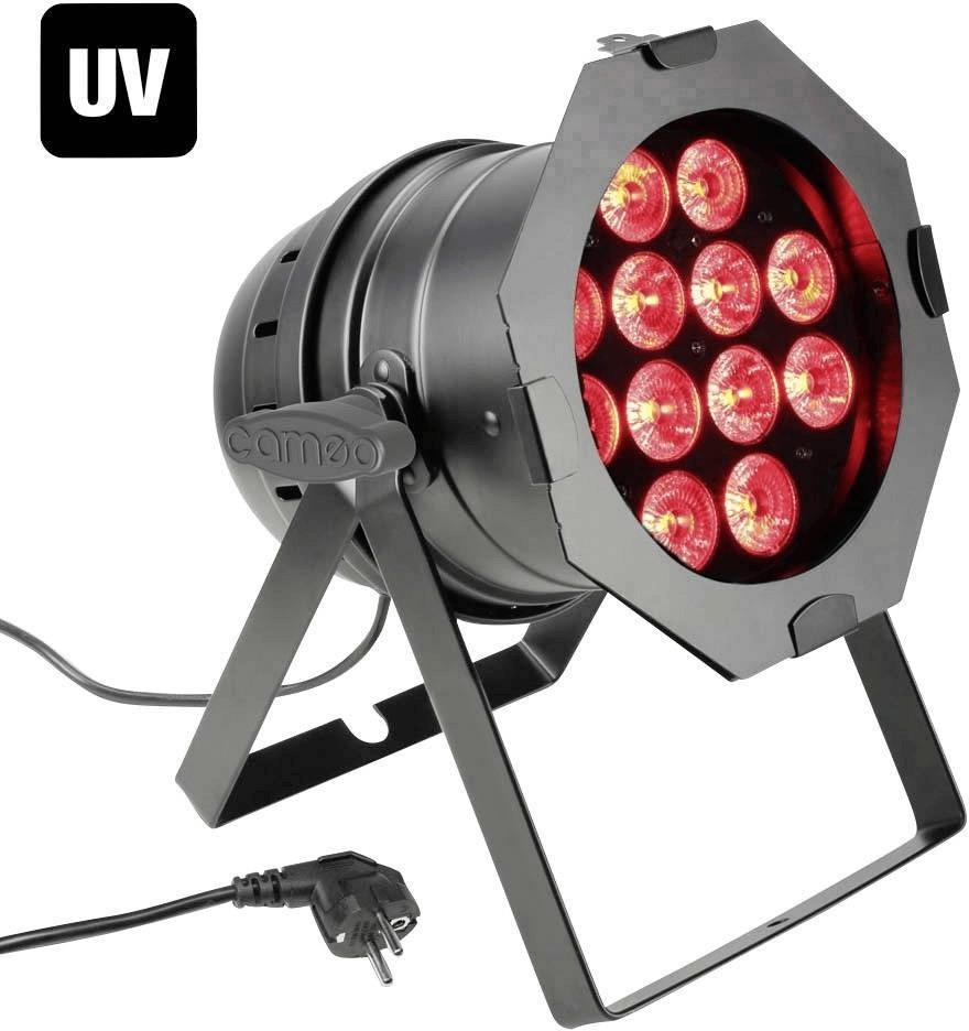 Image of Cameo LED PAR 64 RGBWA+UV 10W