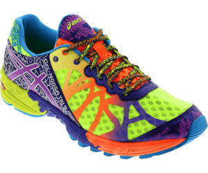 asics gel-noosa tri 9 yellow/neon purple/navy