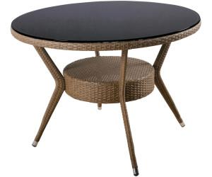 Kettler Tisch Rund.Kettler Medoc Tisch Rund 103cm 0305216 Ab 179 90