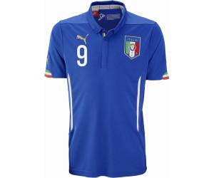 Puma Italien Home Trikot Junior + Balotelli Nr.9 2014/2015