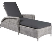 gartenliege polyrattan preisvergleich g nstig bei idealo kaufen. Black Bedroom Furniture Sets. Home Design Ideas