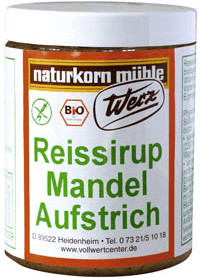 Werz Reissirup-Mandel-Aufstrich (300 g)