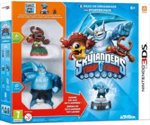 Skylanders: Trap Team - Pack de démarrage (3DS)