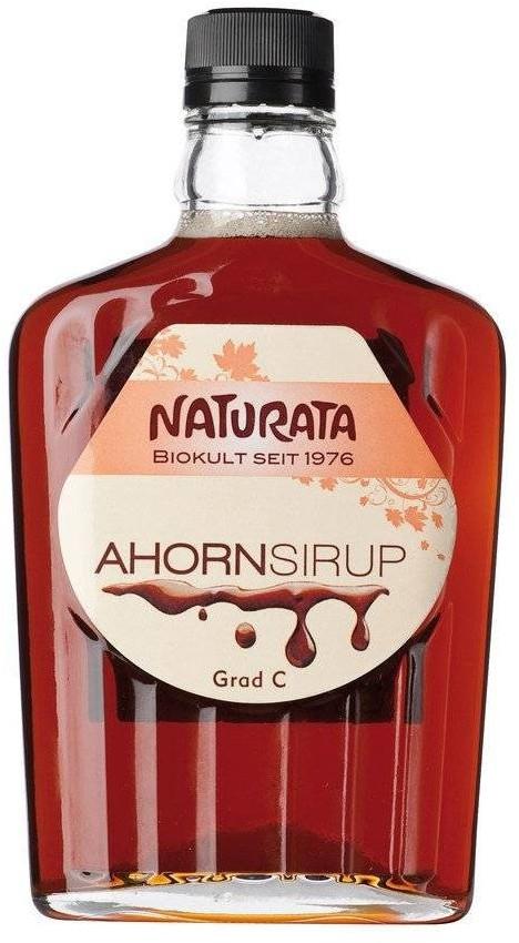 Naturata Ahornsirup Grad C (375 ml)