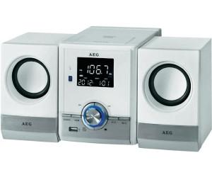 AEG MC 4461 BT White