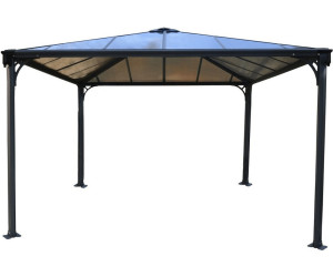 palram palermo pavillon 3 60x3 60m ab preisvergleich bei. Black Bedroom Furniture Sets. Home Design Ideas