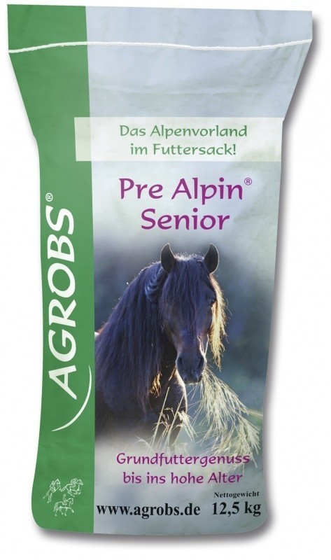 Agrobs PRE ALPIN Senior (12,5 kg)