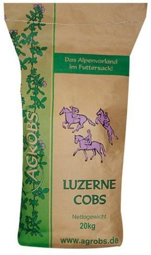 Agrobs Luzerne-Cobs (20 Kg)