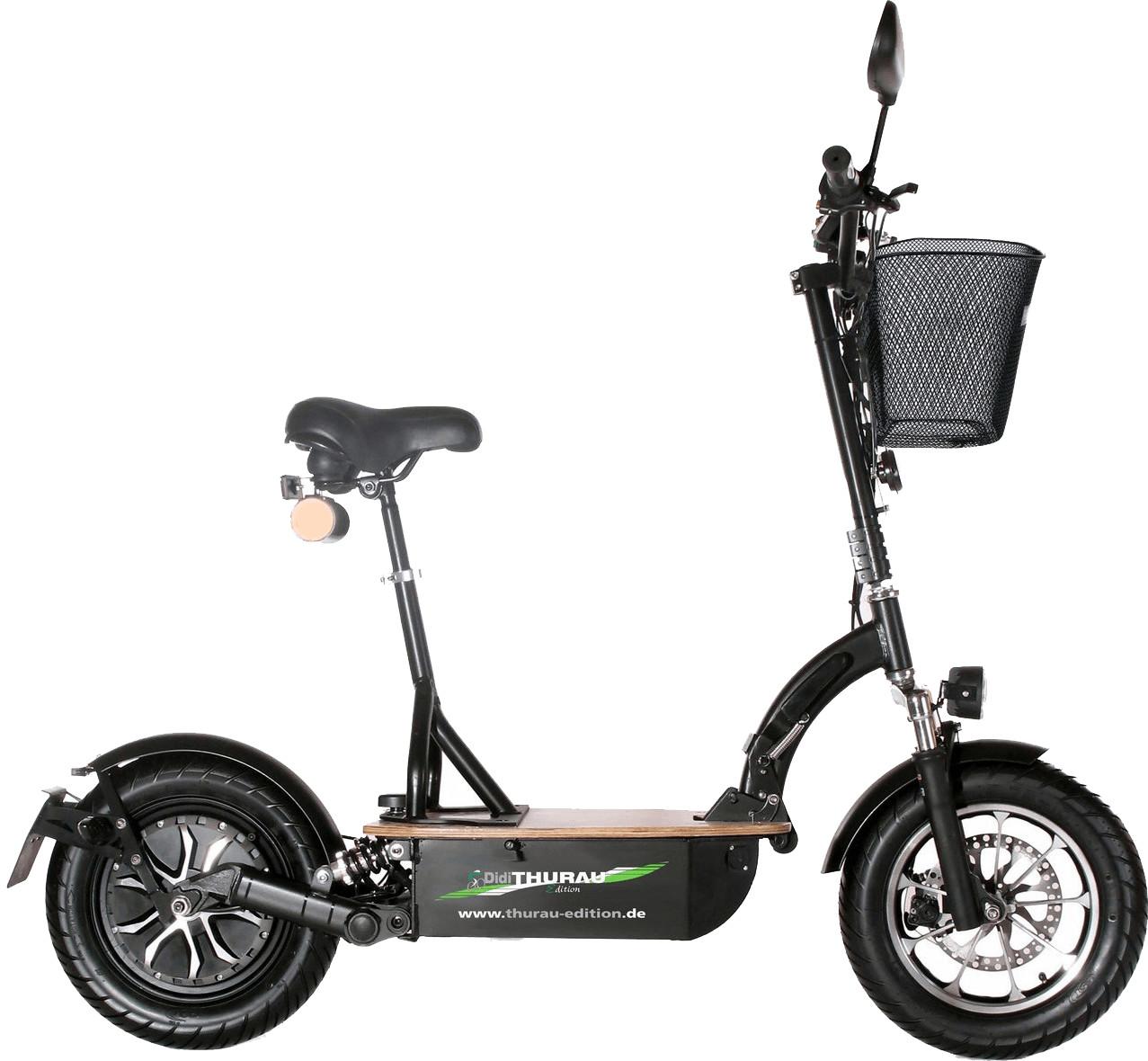 Didi Thurau Edition Eco-Tourer Basic 45 km/h
