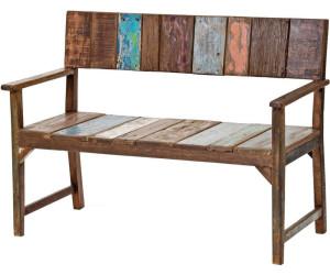Belardo Seriata Fish Boat Bank 2 Sitzer (Recycled Boat Wood)
