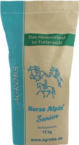 Agrobs Horse Alpin Senior (15 Kg)