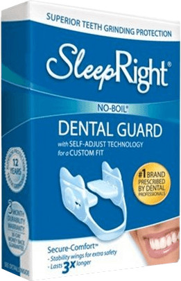 BeconfiDent Sleep Right Knirscherschiene Secure...