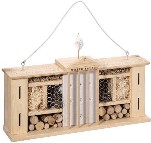 Luxus-Insektenhotels Weißer Palast Bausatz