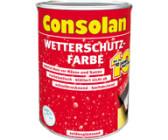 consolan wetterschutz farbe 2 5 l ab 27 83 preisvergleich bei. Black Bedroom Furniture Sets. Home Design Ideas