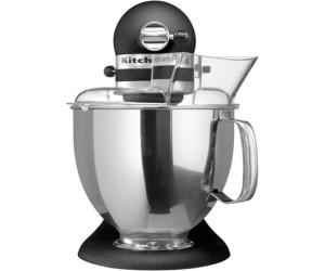 KitchenAid Robot da cucina Artisan ghisa nero (5KSM150PSEBK) a € 599 ...