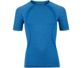 f23c00e330c07 ORTOVOX Merino Competition Cool Short Sleeve Men blue ocean