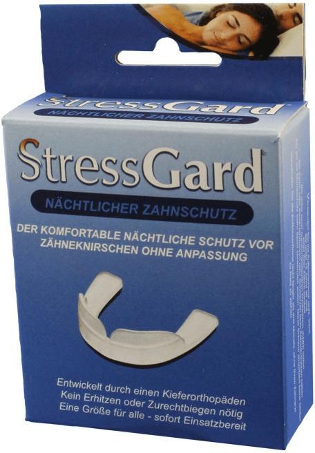 Somnolis Stressgard Aufbissschiene (1 Stk.)