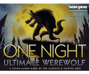 Image of Bézier Games One Night Ultimate Werewolf