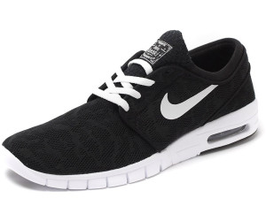 Buy Nike SB Stefan Janoski Max black white from £69.62 – Best Deals ... 157d4de87eeb5
