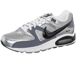 Nike Air Max Command metallic silverblackcool grey ab 129