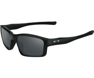 Oakley Chainlink Sonnenbrille Matte White/Grey Polarized LYS4s