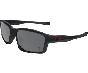 Oakley Chainlink Ferrari Sonnenbrille Matte Steel/Black Iridium Gq7hnN