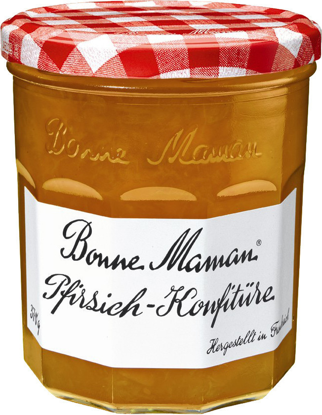 Bonne Maman Pfirsich-Konfitüre (370 g)