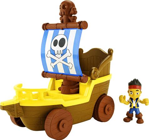 Fisher-Price Jake und die Nimmerland Piraten - ...