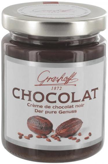 Grashoff Creme de chocolat noir (250 g)