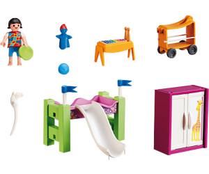 Playmobil chambre d 39 enfant avec lit mezzanine 5579 au - Playmobil chambre enfant ...