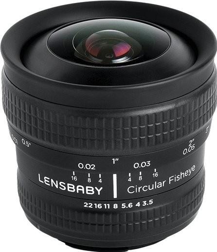 Image of Lensbaby Circular Fisheye 5.8mm f/3.5