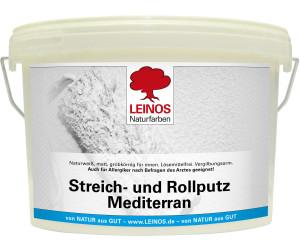 Leinos Streichputz und Rollputz Mediterran 680 2,5 l
