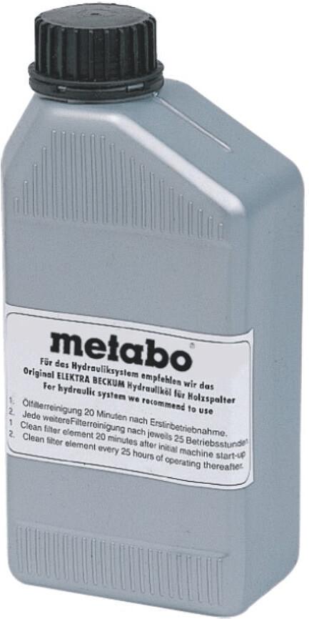 Metabo Hydrauliköl für Holzspalter 1 Liter (0910011936)