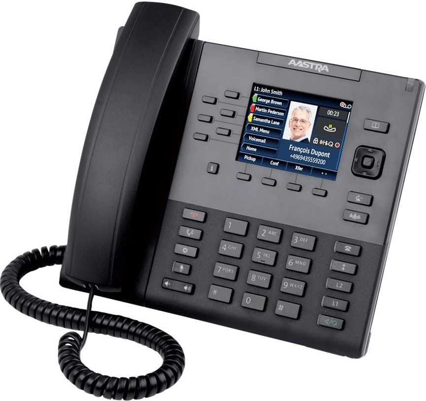 Image of Mitel 6867i VoIP Phone