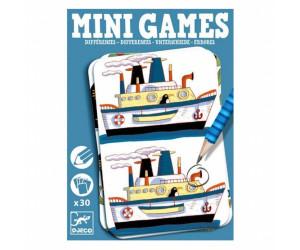 Mini Games - Rémi Unterschiede