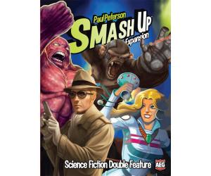 Image of Alderac Entertainment Group Smash Up - Science Fiction Double Feature