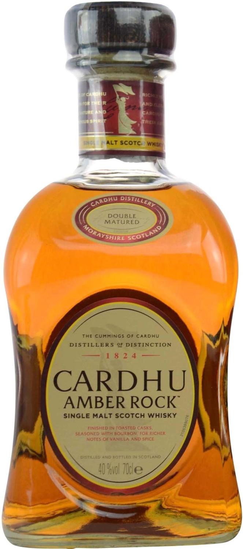Cardhu Amber Rock 0,7l 40%