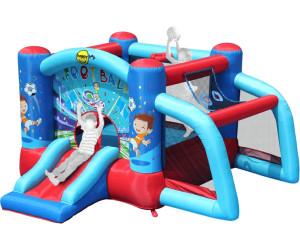happyhop aire de jeux gonflable football au meilleur prix sur. Black Bedroom Furniture Sets. Home Design Ideas